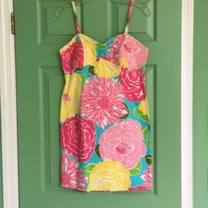 Lilly Pulitzer sundress size 8 barely worn
